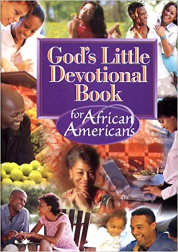 God's Little Devotional Book for African Americans